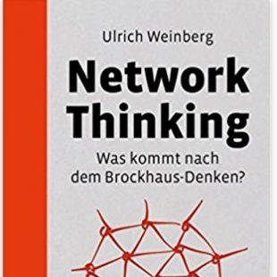 Buchempfehlung Juni 2017 | NETWORK THINKING