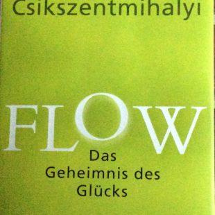 Buchempfehlung August 2017 | Flow von Mihaly Csikszentmihalyi