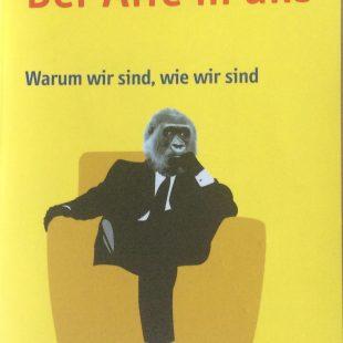 Buchempfehlung Dezember 2017 | Frans de Waal – Der Affe in uns