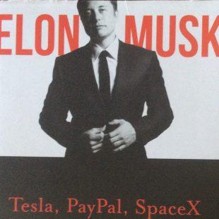 Buchempfehlung Oktober 2017 | Elon Musk