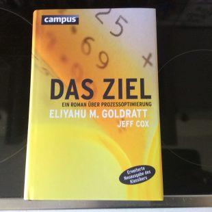 DAS ZIEL – Ein Roman über Prozessoptimierung