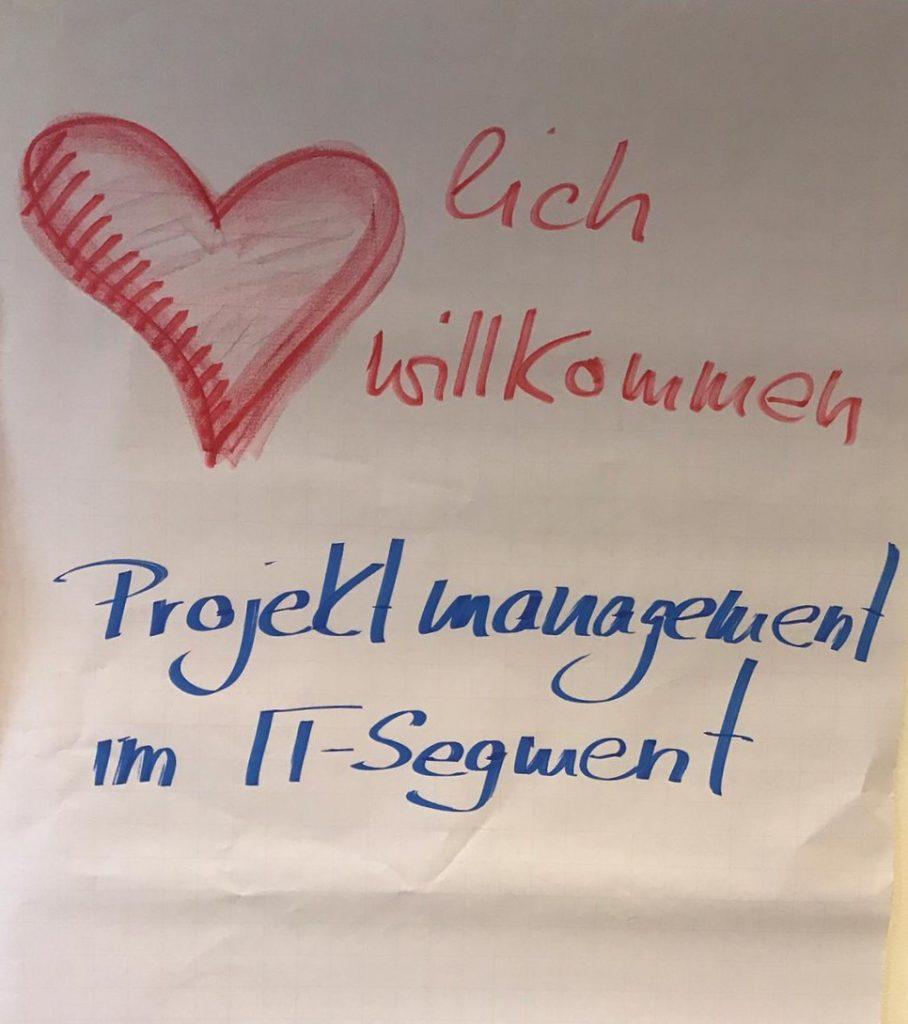 Willkommen im Seminar Projektmanagement IT-Segment